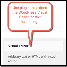 How to Extend the WordPress Visual Editor