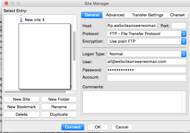 How to FTP using Filezilla Free FTP Client