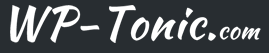 WP-Tonic.com logo
